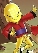 Xiaolin Showdown boys
